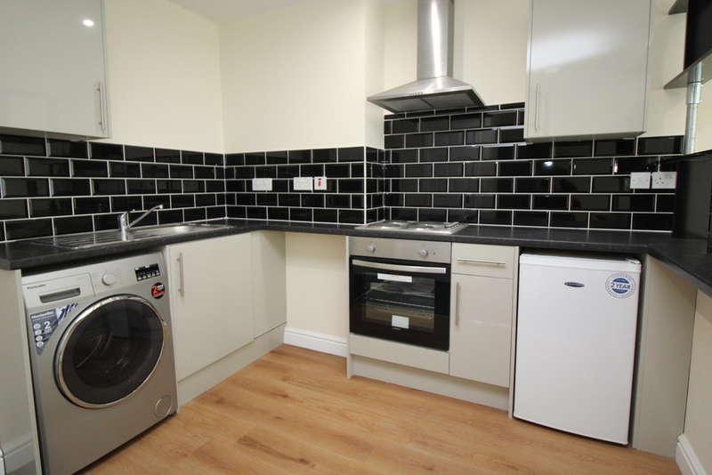 1 Bedroom Flat for rent in Princegate House, Doncaster, DN1 3EN