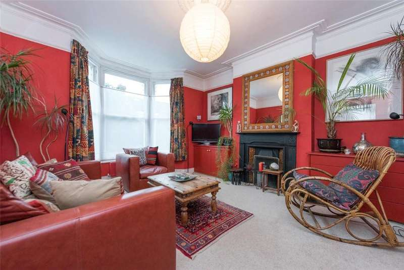 3 Bedrooms End Of Terrace House for sale in Buckingham Road, London, NW10