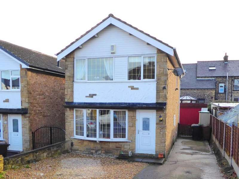 3 Bedrooms Detached House for sale in Merton Avenue, Farsley