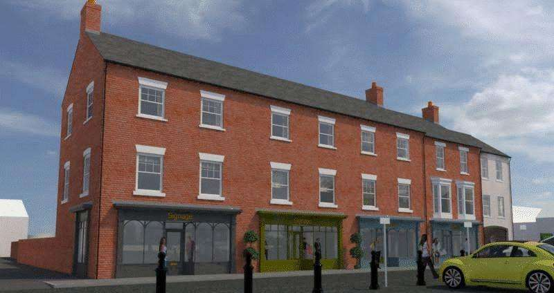 Land Commercial for sale in West Street, Retford