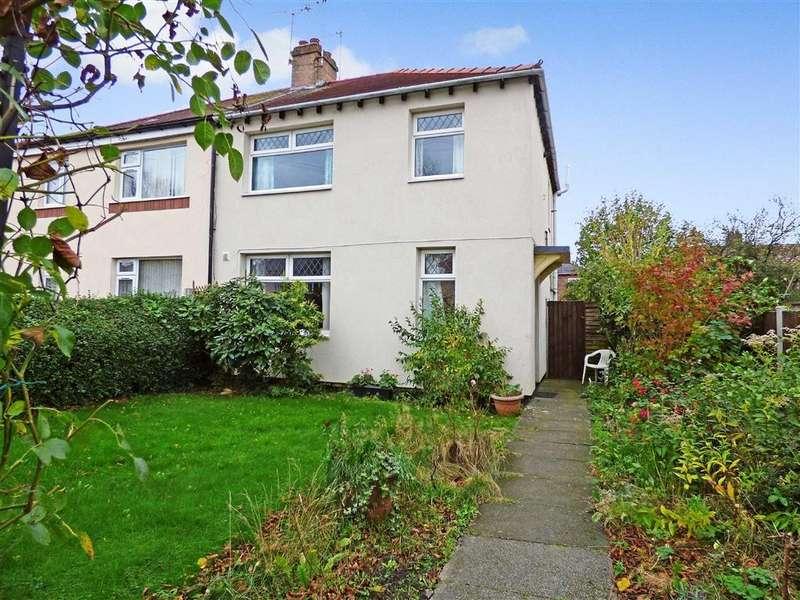 3 Bedrooms Semi Detached House for sale in Darlington Avenue, Crewe