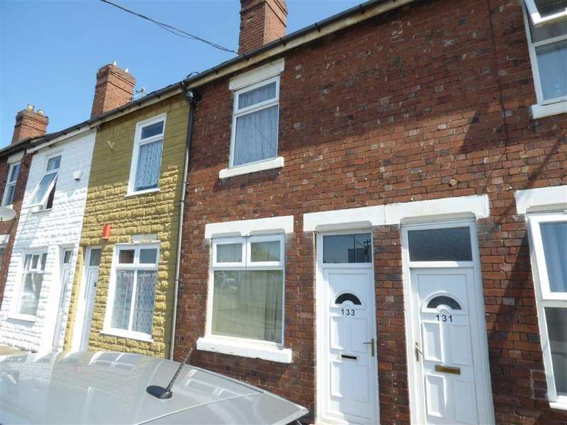 2 Bedrooms Terraced House for sale in Oldfield Street, Stoke-on-Trent