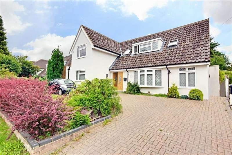 5 Bedrooms Detached House for sale in Beech Avenue, Radlett, Hertfordshire