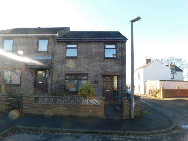 2 Bedrooms Semi Detached House for sale in WELL CHARE, COUNDON, BISHOP AUCKLAND