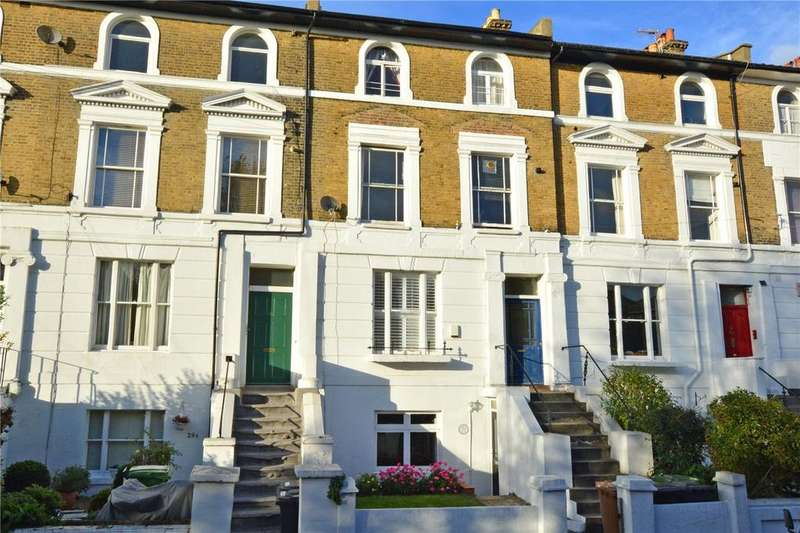 2 Bedrooms Maisonette Flat for sale in Glenton Road, Lewisham, London, SE13