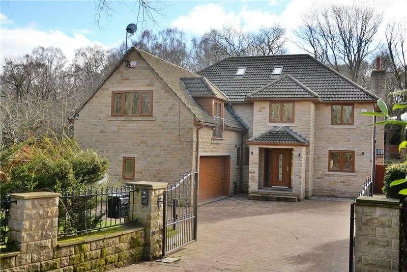 6 Bedrooms Detached House for sale in Clara Drive, Calverley, Leeds, West Yorkshire