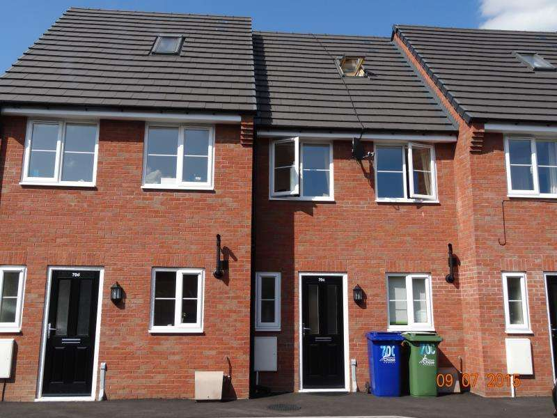 3 Bedrooms House for rent in Hednesford Road, Cannock