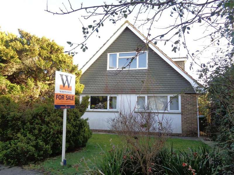 4 Bedrooms Detached House for sale in The Causeway, Pagham