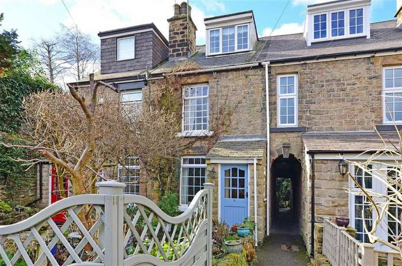 4 Bedrooms Terraced House for sale in Leabrook Cottage, 12, Lea Road, Dronfield, Derbyshire, S18