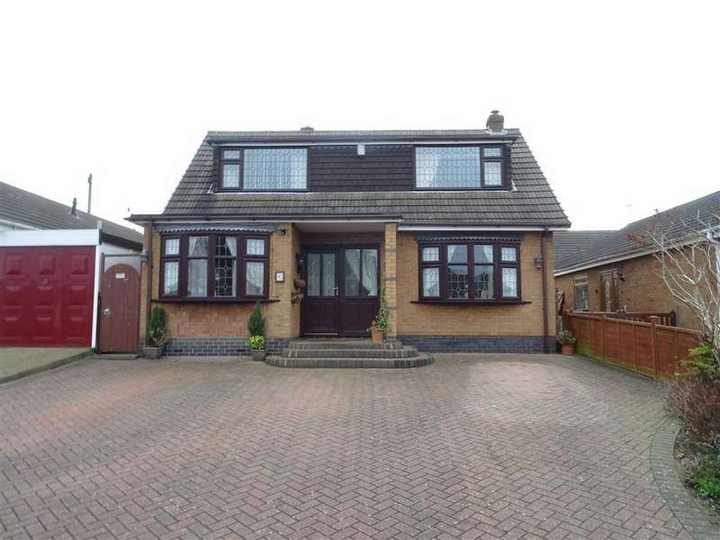 3 Bedrooms Detached House for sale in Atkins Way, Burbage