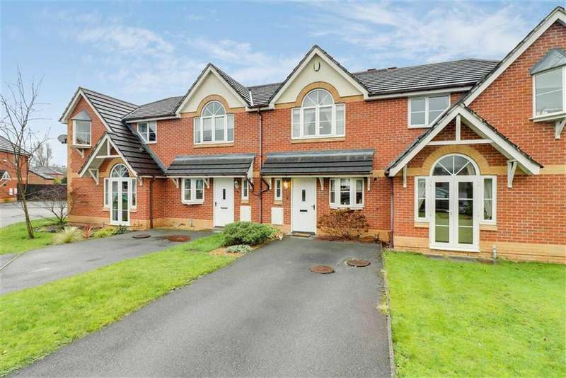 2 Bedrooms Mews House for sale in Thornton Close, Winsford, Cheshire