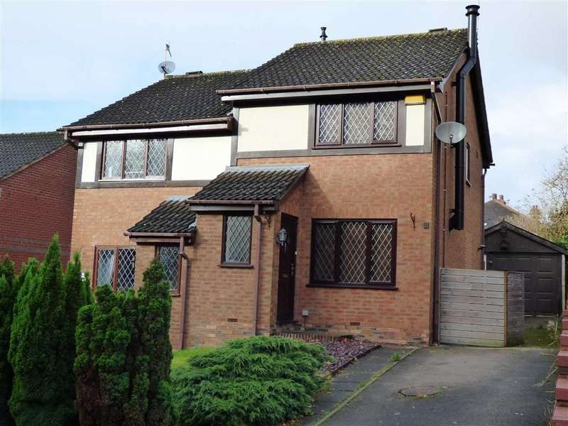 2 Bedrooms Semi Detached House for sale in Coppice Grove, Weston Coyney