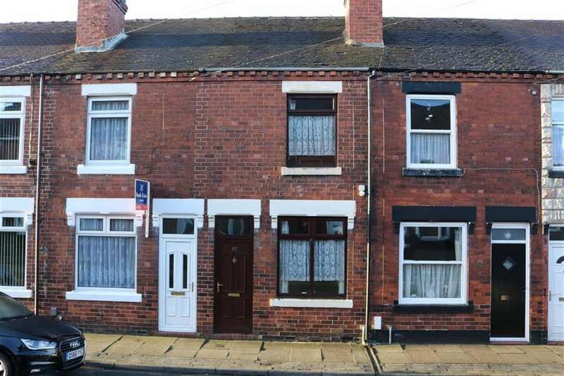 3 Bedrooms Terraced House for sale in Leonard Street, Burslem, Stoke-on-Trent