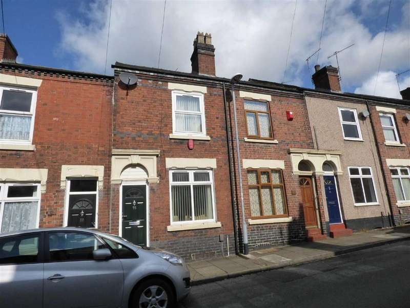 2 Bedrooms Terraced House for sale in Morton Street, Middleport, Stoke-on-Trent