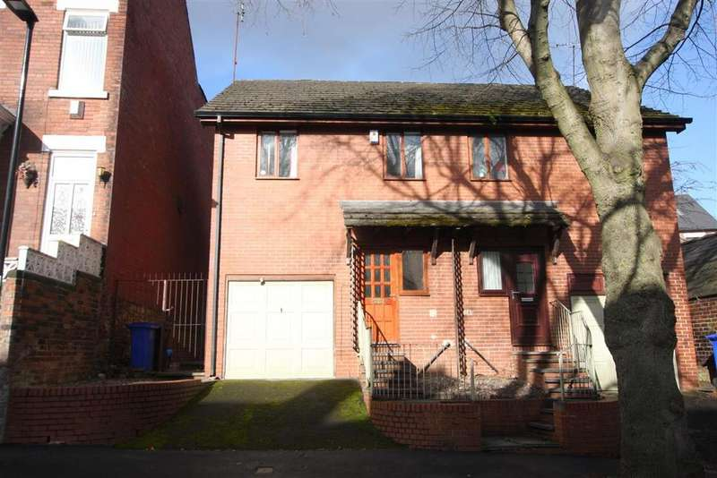 3 Bedrooms Semi Detached House for rent in Cannon Hall Rd, Sheffield S5