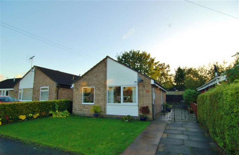 2 Bedrooms Detached Bungalow for sale in Naseby Road, West Heath, Congleton
