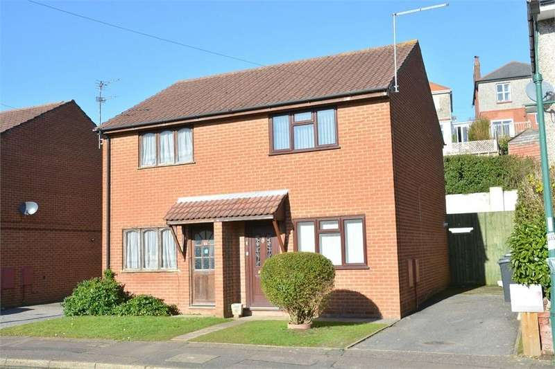 2 Bedrooms Semi Detached House for sale in Rutland Road, BOURNEMOUTH