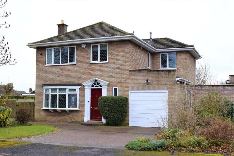 3 Bedrooms Detached House for sale in Beechwood Drive, Scawby, Brigg, DN20