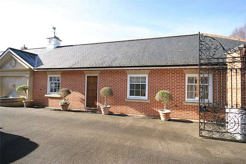 2 Bedrooms Bungalow for rent in The Courtyard, Balaton Lodge, Snailwell Road, Newmarket, CB8