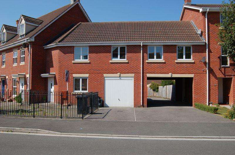 3 Bedrooms Terraced House for rent in Weston Village