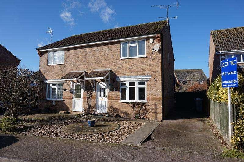 3 Bedrooms Semi Detached House for sale in Old Warren, Taverham, Norwich