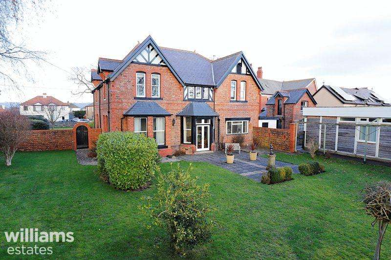 6 Bedrooms Detached House for sale in Ruthin Road, Denbigh