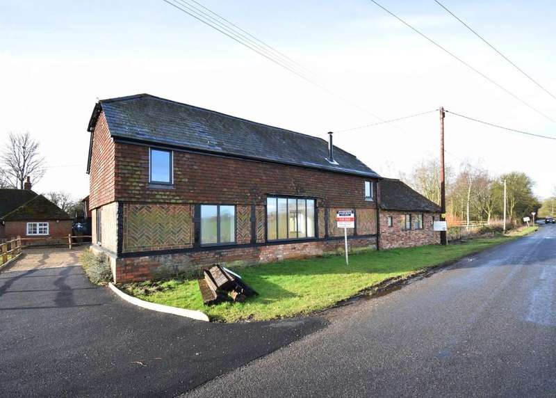 4 Bedrooms Barn Conversion Character Property for sale in Headcorn, Kent