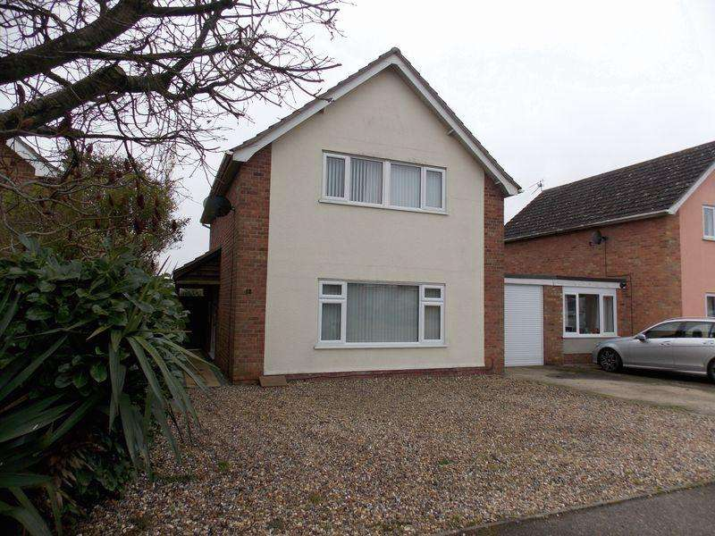 3 Bedrooms Detached House for sale in The Hambros, Thurston