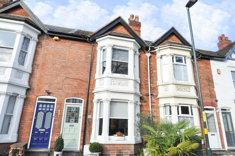 3 Bedrooms Terraced House for sale in Sir Johns Road, Selly Park, Birmingham, B29