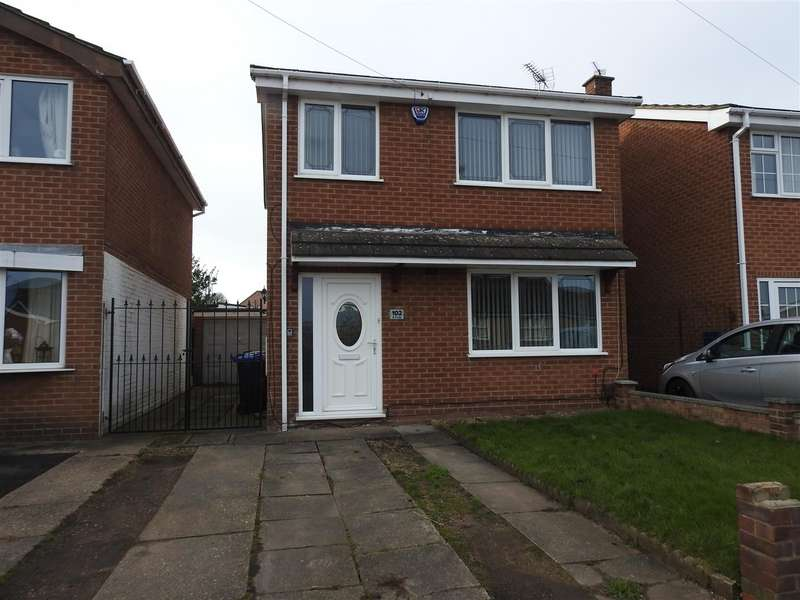 3 Bedrooms Detached House for sale in Polperro Way, Hucknall, Nottingham