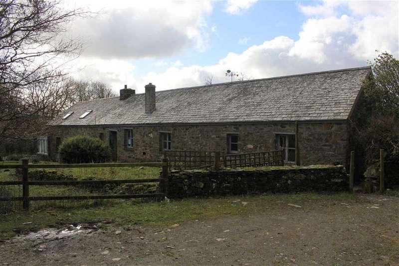 2 Bedrooms Property for sale in Llangolman, Clynderwen, Pembrokeshire