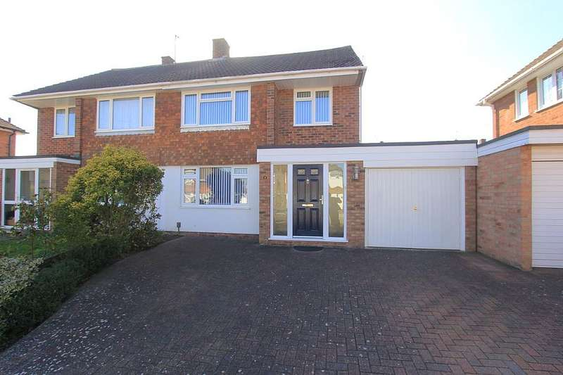 4 Bedrooms Semi Detached House for sale in Priory Close, Chelmsford, Essex, CM1 2SY