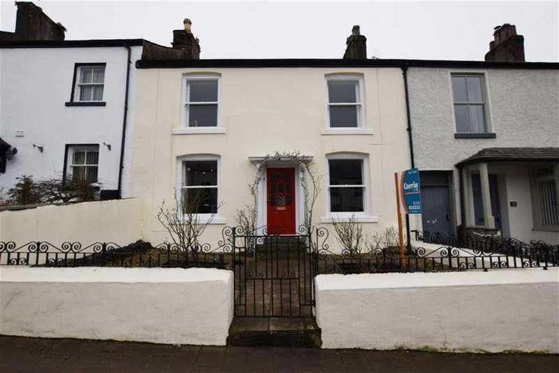 3 Bedrooms Terraced House for sale in Market Street, Dalton In Furness, Cumbria