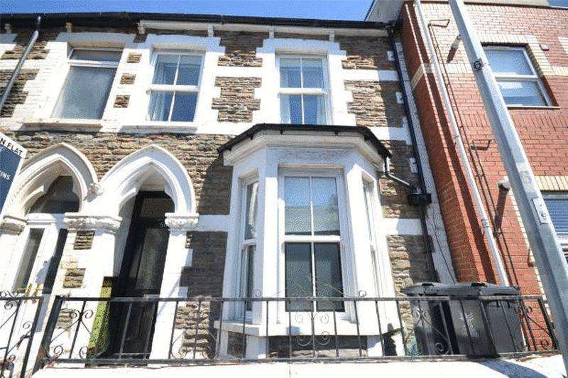 1 Bedroom Apartment Flat for sale in Llandaff Road, Canton