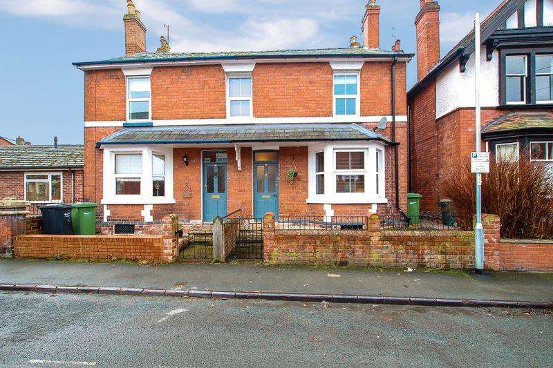 3 Bedrooms Semi Detached House for sale in ST JAMES