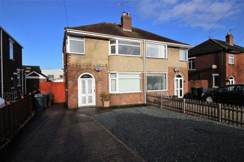 3 Bedrooms Semi Detached House for sale in Whitchurch Road, Shrewsbury