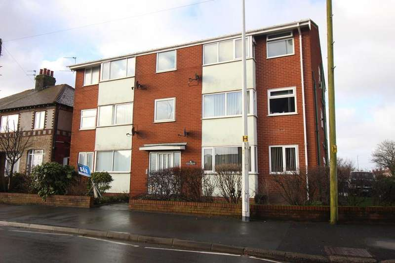 2 Bedrooms Ground Flat for sale in Masons Court, Fleetwood