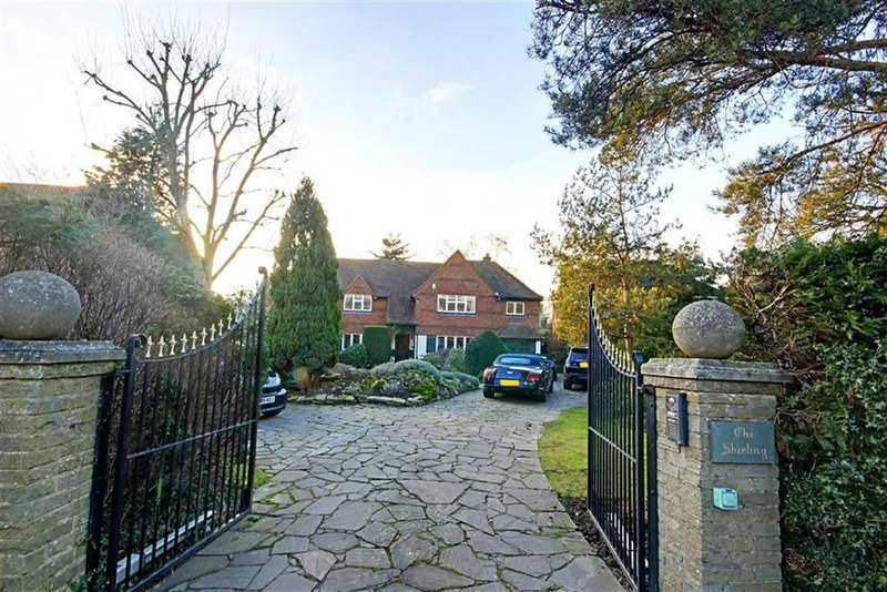 4 Bedrooms House for rent in Great North Road, Brookmans Park, Hertfordshire