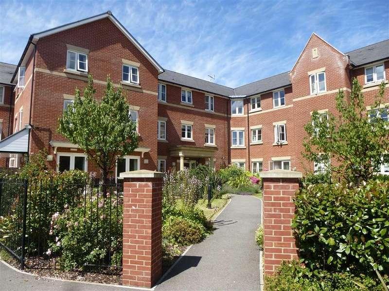 2 Bedrooms Retirement Property for sale in Merisham Court, Banbury