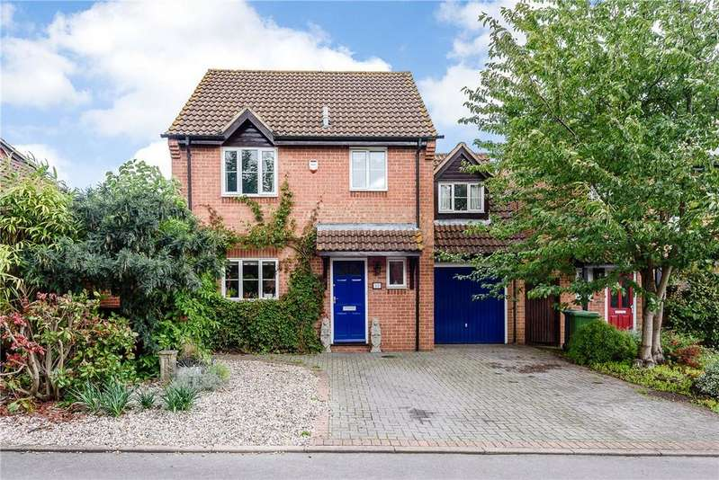 4 Bedrooms Detached House for sale in Ashman Road, Thatcham, Berkshire, RG19