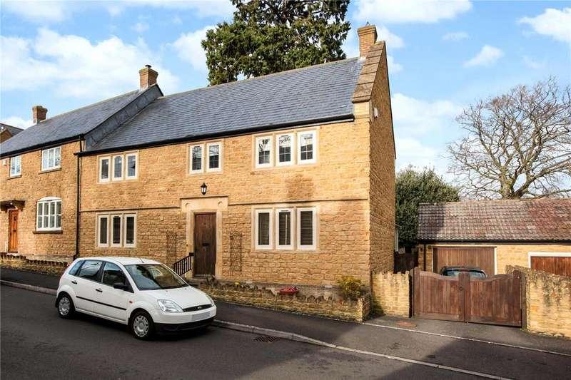 4 Bedrooms Semi Detached House for sale in Brocks Mount, Stoke-Sub-Hamdon, Somerset