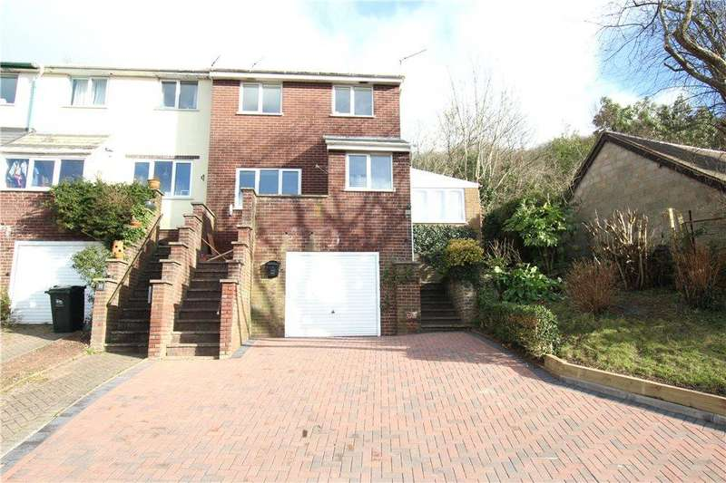 3 Bedrooms End Of Terrace House for sale in Lower Road, Malvern, Worcestershire, WR14