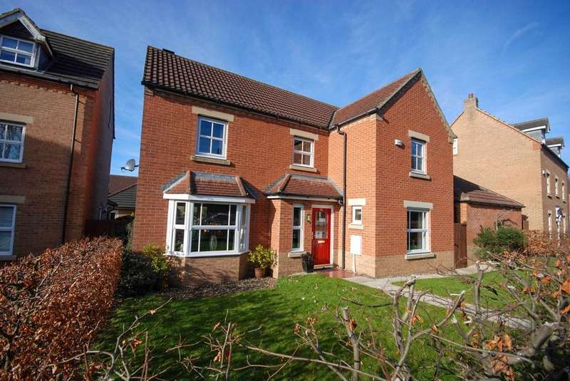 4 Bedrooms Detached House for sale in Bewicke View, Birtley