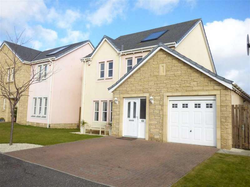4 Bedrooms Detached House for sale in Fairhaven Crescent, Anstruther, Fife