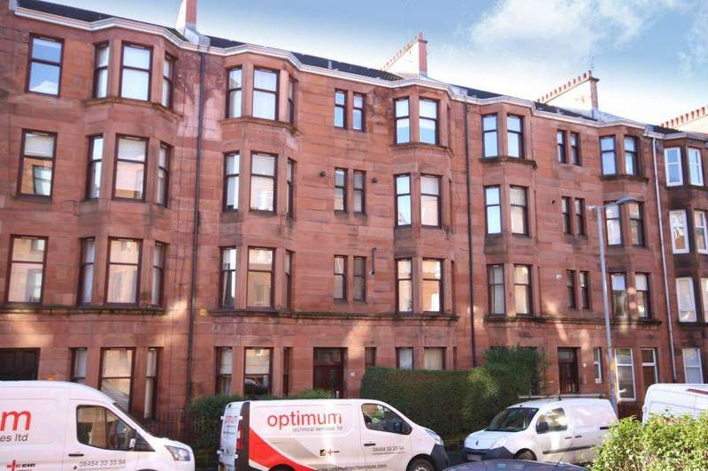 1 Bedroom Flat for sale in 3/1, 19 Kennoway Drive, Thornwood, Glasgow, G11 7TU