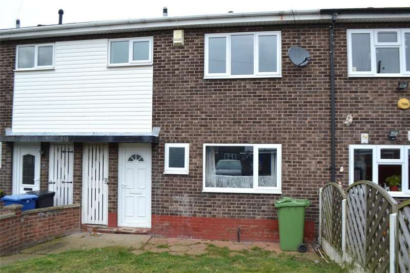 3 Bedrooms Terraced House for sale in Riby Close, Gainsborough, Lincolnshire, DN21