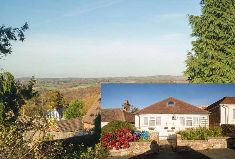 3 Bedrooms Detached House for sale in High View, Broad Oak, Heathfield, East Sussex, TN21 8SE
