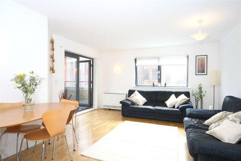 1 Bedroom Flat for sale in Reservoir Studios, E1W