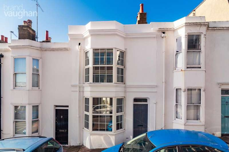 2 Bedrooms Terraced House for sale in Regent Hill, Brighton, BN1