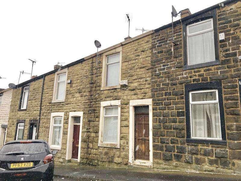 2 Bedrooms Terraced House for sale in Belfield Road, Accrington.